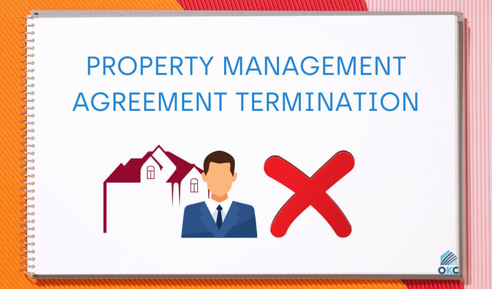 Termination of property management