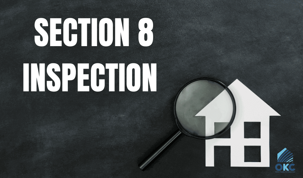 Oklahoma City Section 8 inspection