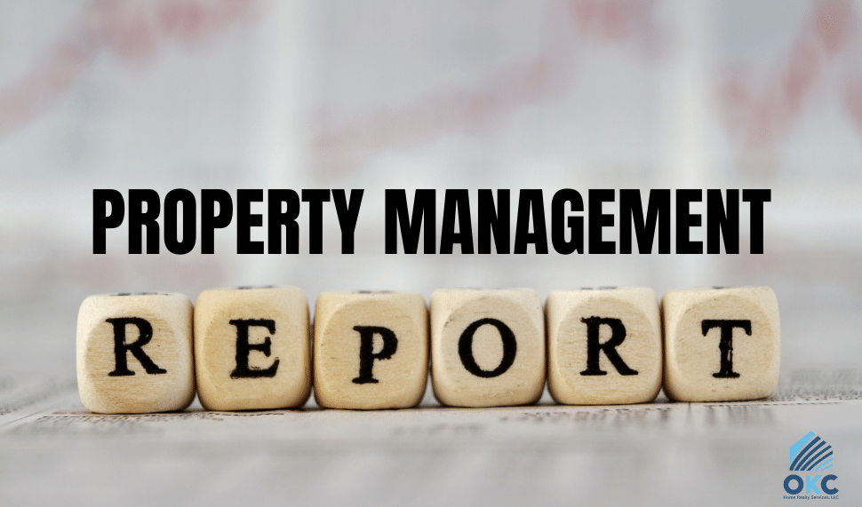 Property Management Report