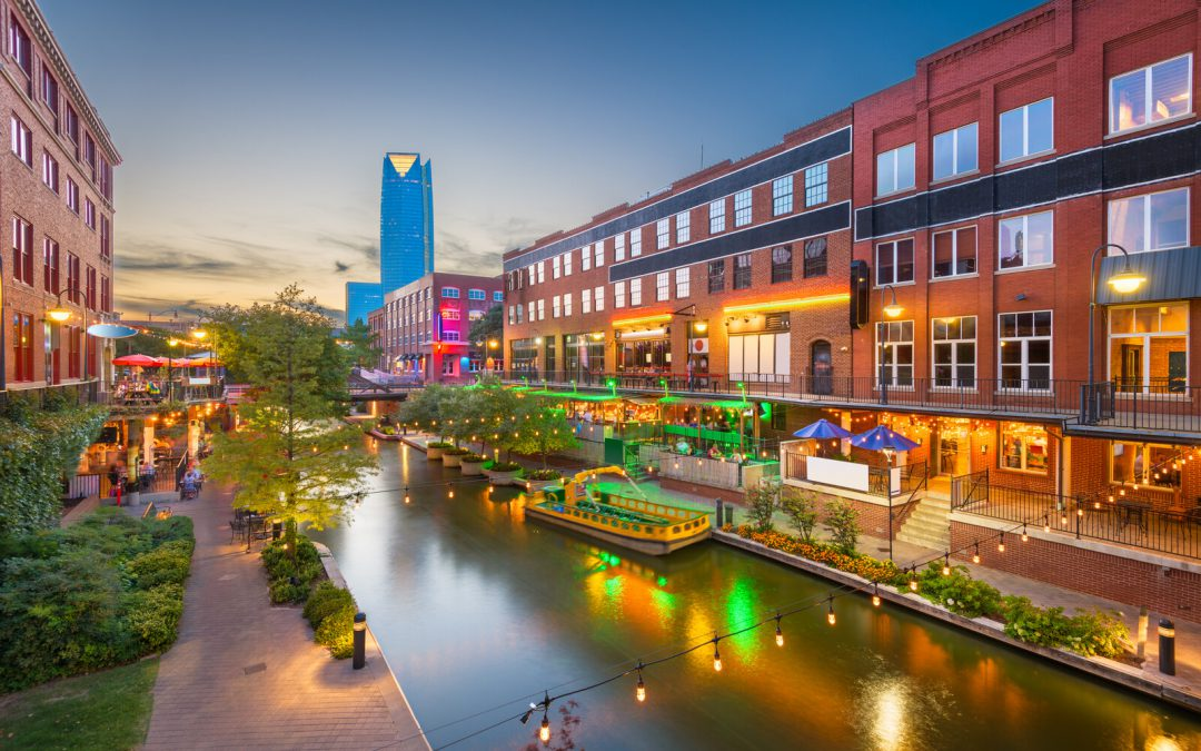 The Top Five Reasons to Invest in Oklahoma City Rental Real Estate