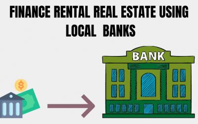 Finance Rental Real Estate Using Local Oklahoma City Banks