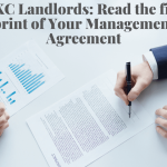 property management agreement free sample