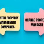 how to switch property management companies