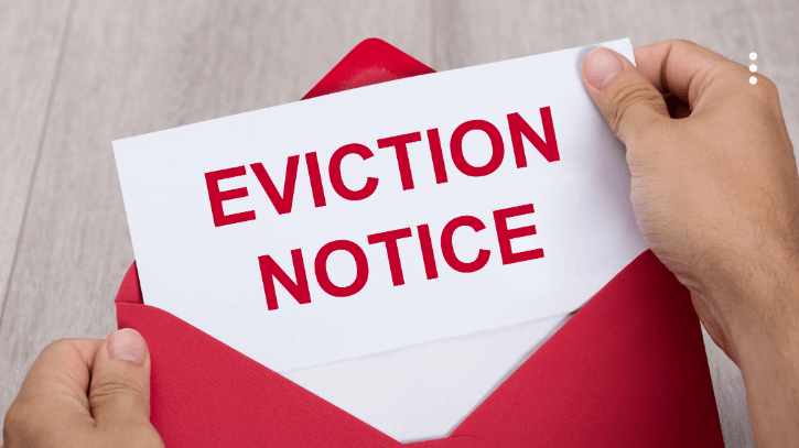eviction notice in okc
