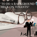 how to do background check on tenants