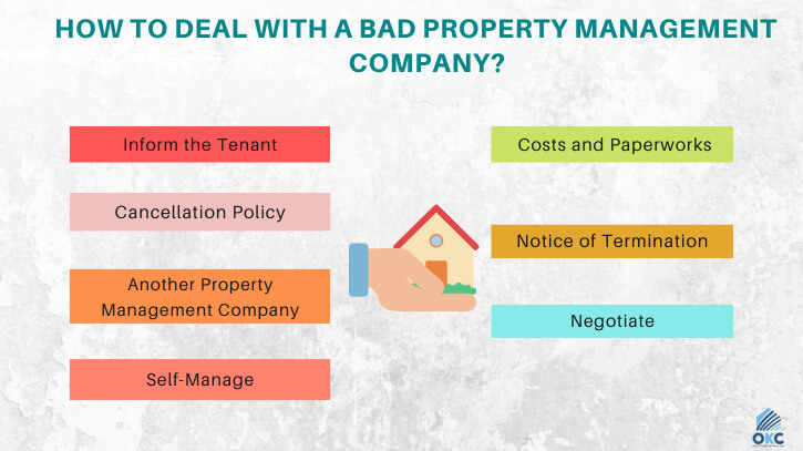 How to Deal With Bad Property Management Company?