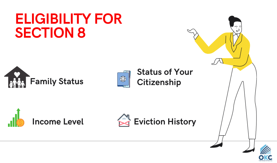 Eligibility for Section 8