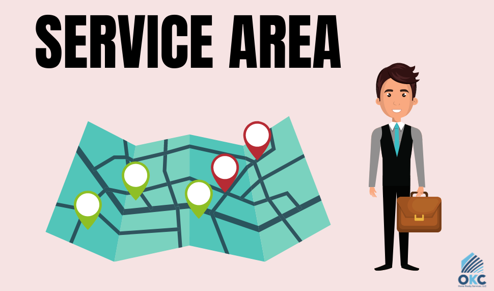 What Is Your Service Area?