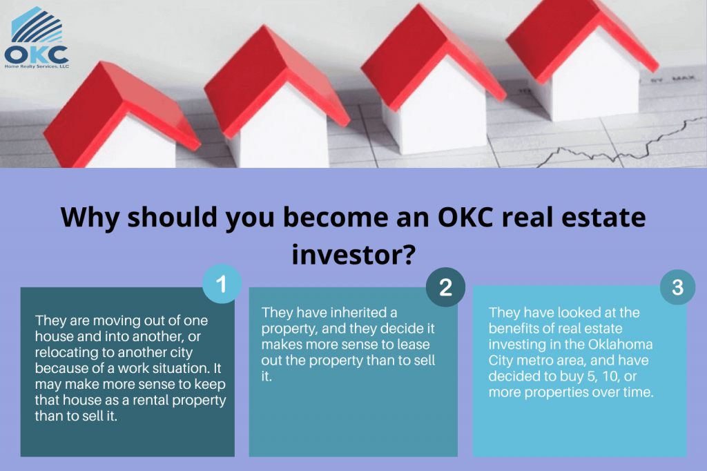 Why should you become an OKC real estate investor