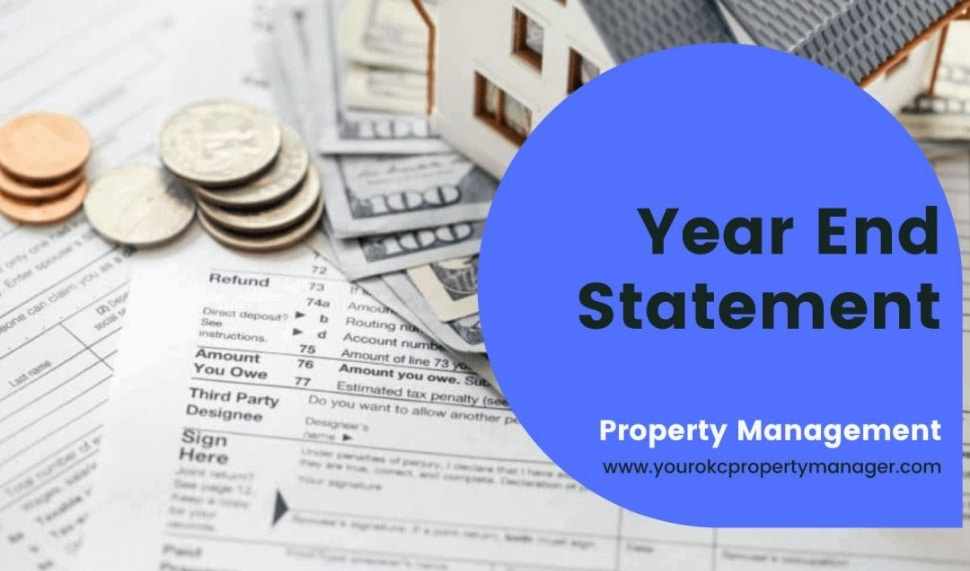 rental property income statement