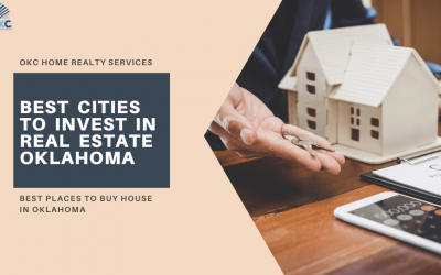 Best Places to Invest in Real Estate Oklahoma