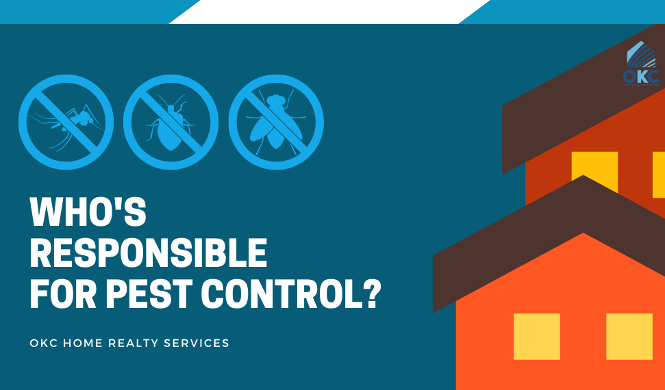 who is responsible for pest control when renting