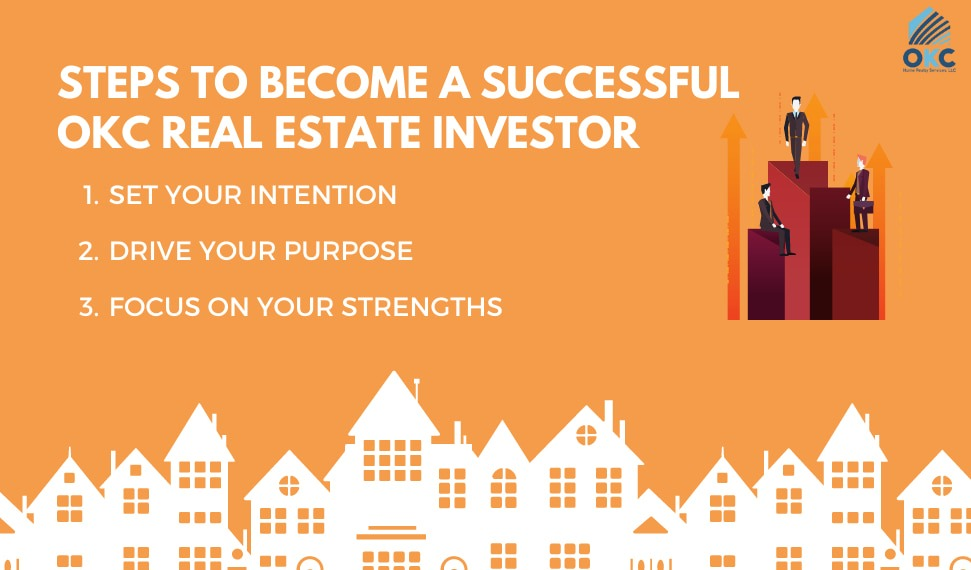 steps to become a real estate investor
