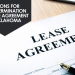 early termination of lease agreement oklahoma